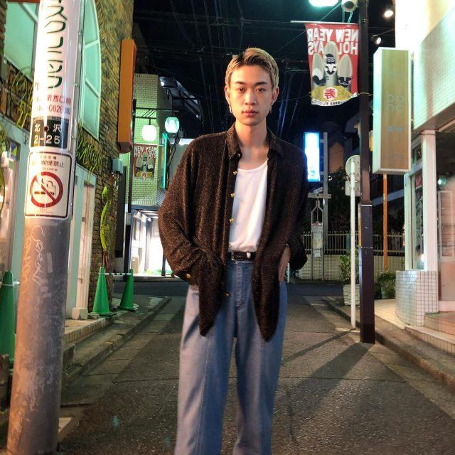 Gorgeous✨✨ #alaska_tokyo #vintage #shimokitazawa