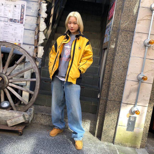 NAUTICA⛵️ #alaska_tokyo #vintage #shimokitazawa