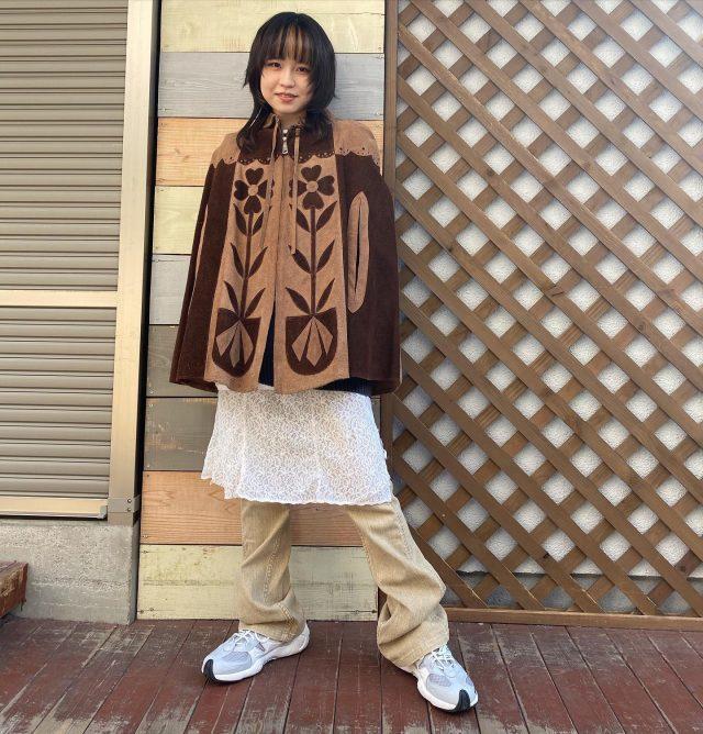 🌷🌷 #alaska_tokyo #vintage #shimokitazawa