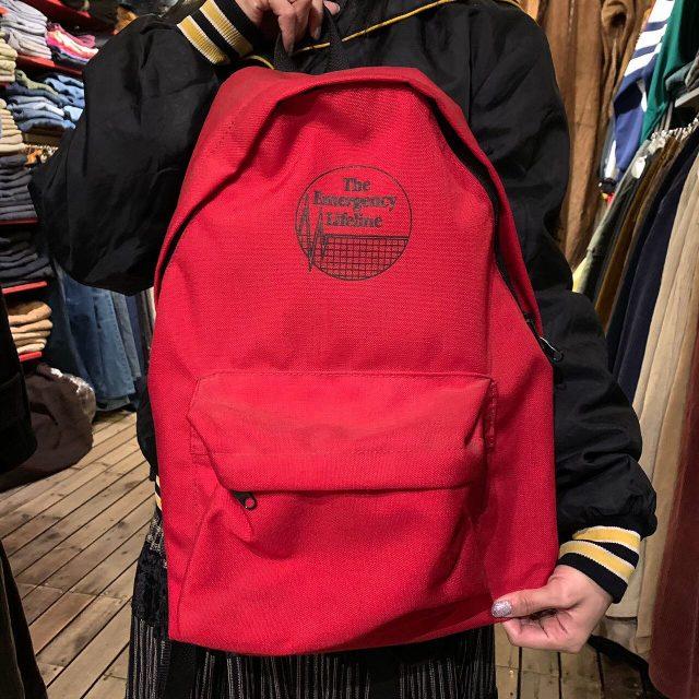 Ruck sack #alaska_tokyo #vintage #shimokitazawa