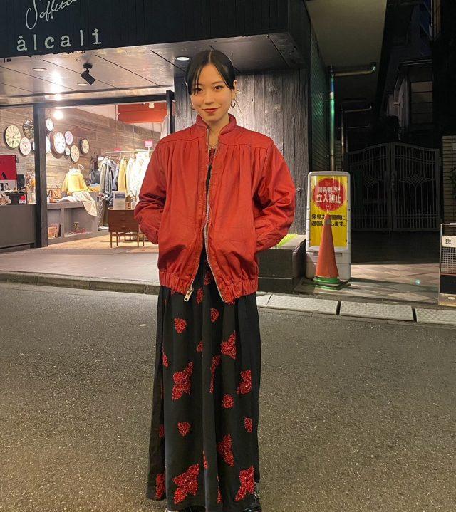 Blouson #alaska_tokyo #vintage #shimokitazawa