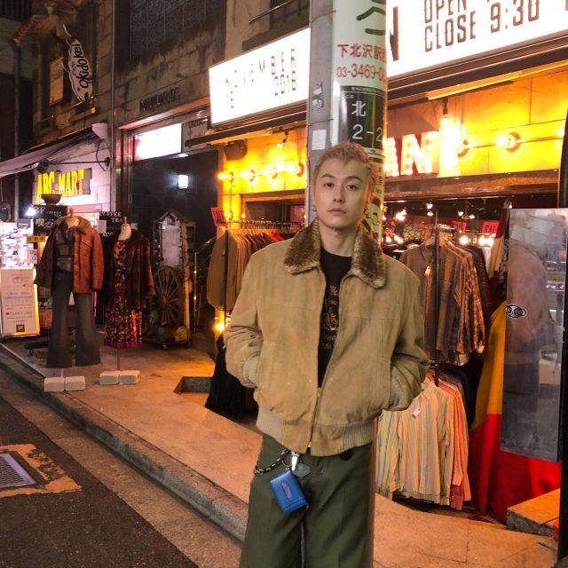 Mouton🐑 #alaska_tokyo #vintage #shimokitazawa