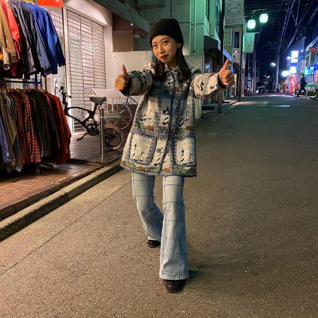 ⛵️⛵️Gobelin jacket   #alaska_tokyo  #vintage #shimokitazawa