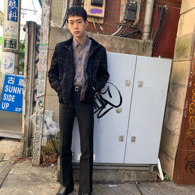🕴🏼🕴🏼Gobelin jacket   #alaska_tokyo  #vintage #shimokitazawa