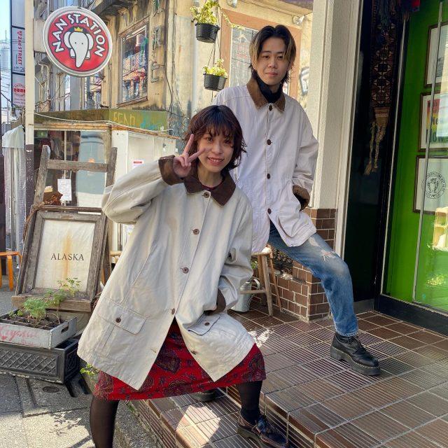 🧍♀️coverall🧍♂️   #alaska_tokyo  #vintage #shimokitazawa