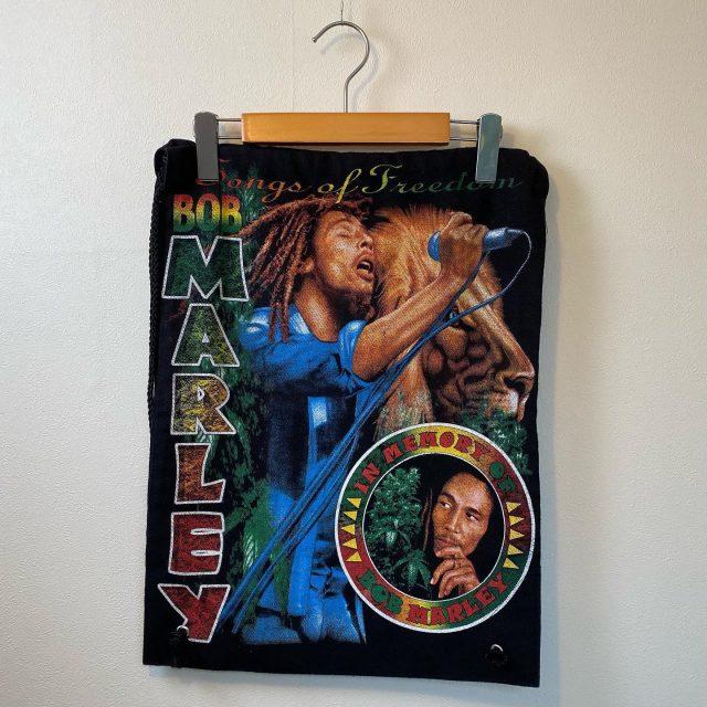 【men's】Bob Marley Knapsack ¥4,400-  #alaska_tokyo #vintage #shimokitazawa #usedclothing