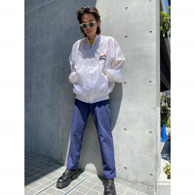 【men's】 ・Hawaiian jacket ・dickies 874 work pants   #alaska_tokyo #vintage #shimokitazawa #usedclothing