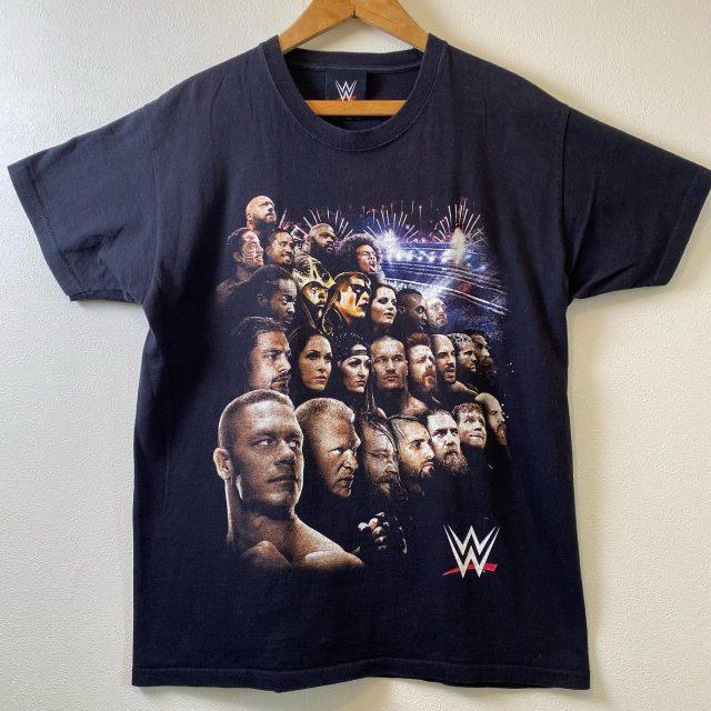 【men's】WWE T-shirt ¥4,400-  #alaska_tokyo #vintage #shimokitazawa #usedclothing