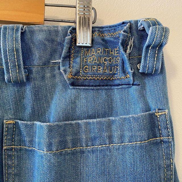【men's】GIRBAUD DENIM PANTS  ¥14,300-  #alaska_tokyo #vintage #shimokitazawa #usedclothing