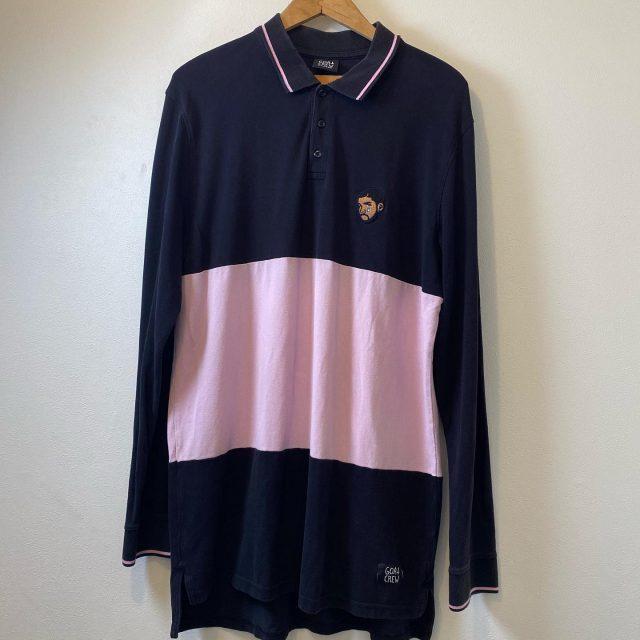 【men's】Drake POLO shirt ¥6,050-  #alaska_tokyo #vintage #shimokitazawa #usedclothing