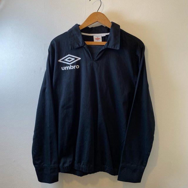 【men's】umbro  pullover shirt ¥6,600-  #alaska_tokyo #vintage #shimokitazawa #usedclothing
